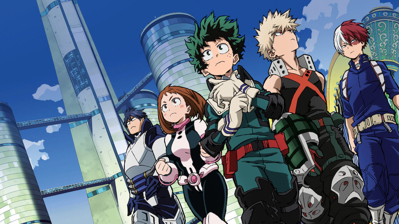My Hero Academia Heroes Rising Fullmovie Watch Online Free Line Up