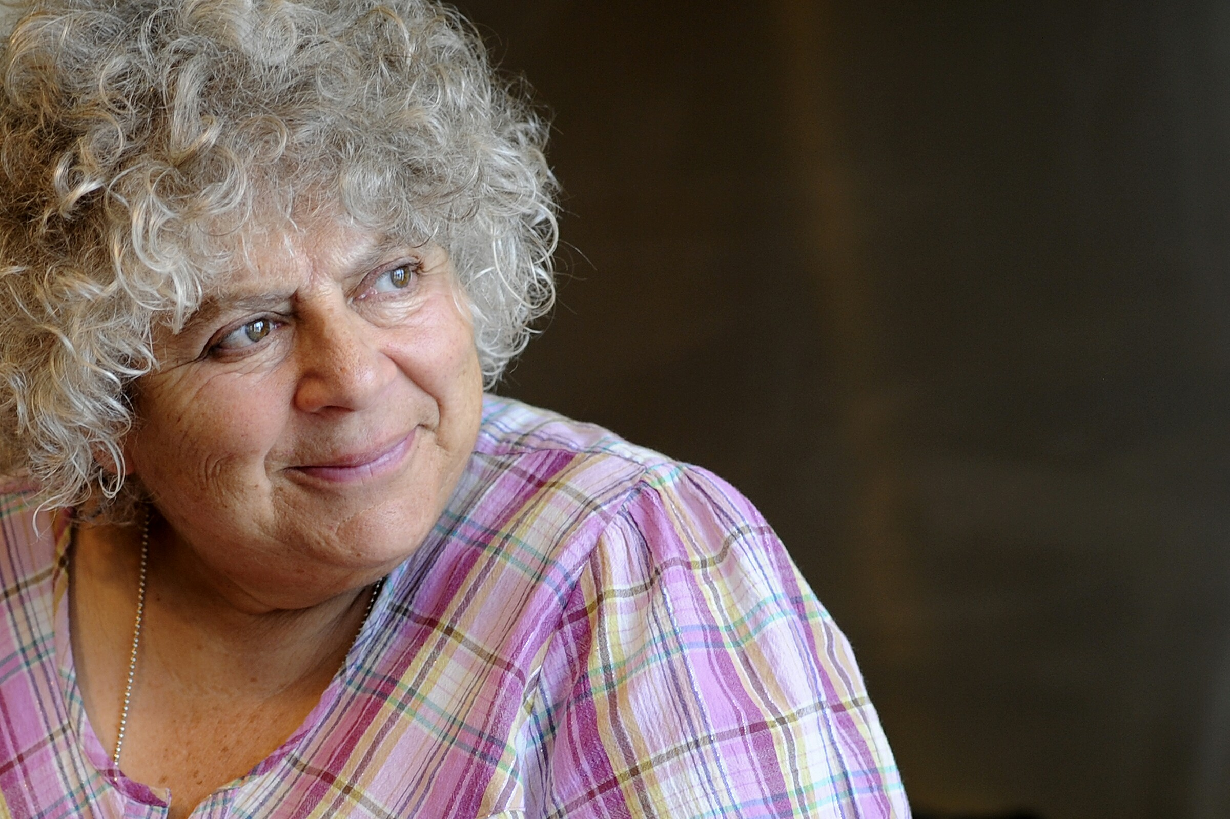 Watch Miriam Margolyes video